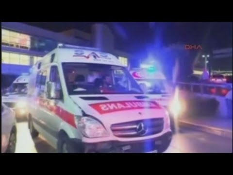 36 dead at Istanbul airport attack