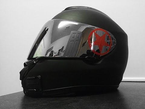 One Minute DIY | Helmet Visor Fog