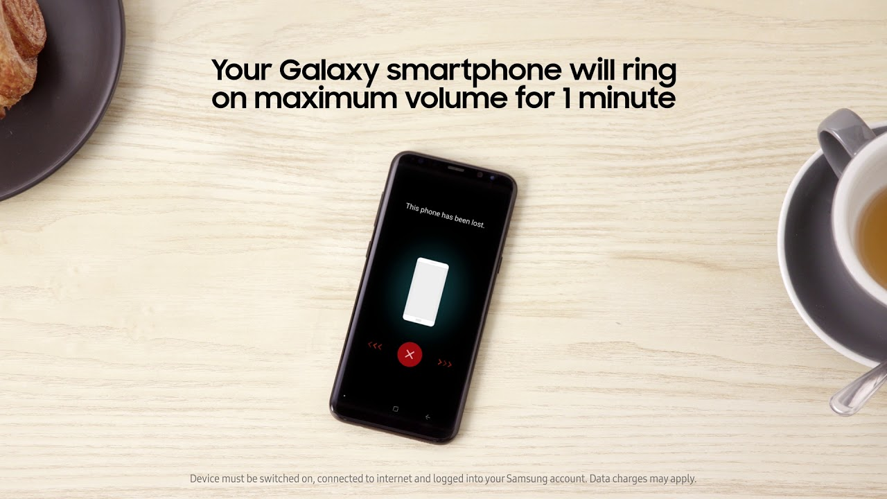 What to do if you lost your Samsung Mobile?(Only applicable