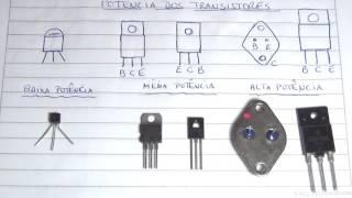 058 Potência e tamanho dos transistores