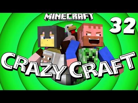 Minecraft Mods ★ SUPER CHALLENGE DUNGEON ★ CrazyCraft [32]