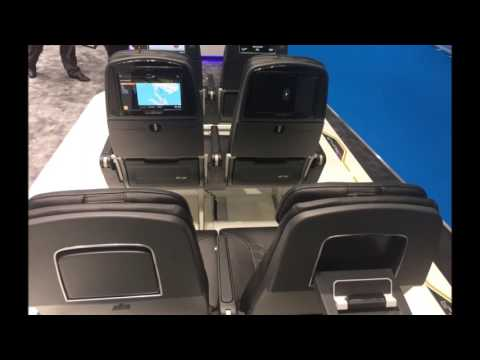 RGN Live at AIX: Seth Miller explores latest economy class seats