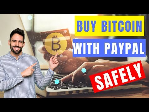 Buy Bitcoin With PayPal On Paxful 2020