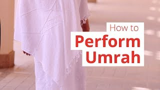 How To Perform Umrah | Seminar