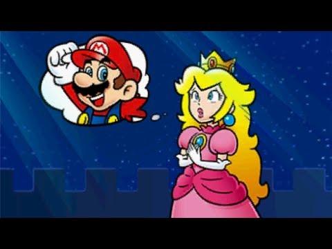 Super Mario 3D Land - The Movie (All Cutscenes)