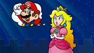 Gambar cover Super Mario 3D Land - The Movie (All Cutscenes)