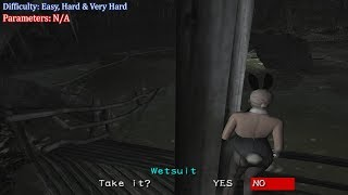 """Resident Evil Outbreak File#2: All """"Special Items"""" Location Guide"""