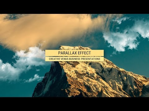 How To Create Beautiful Parallax Effect Presentation Slide in Microsoft Office 365 Powerpoint PPT