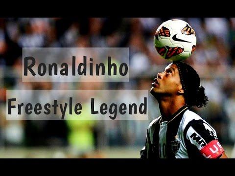 Ronaldinho Freestyle Legend ● Ultimate Crazy Skills Compilation
