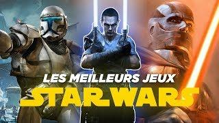 LES 10 MEILLEURS JEUX STAR WARS