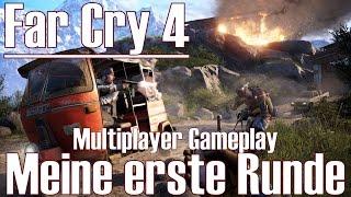 Far Cry 4 ★ Meine erste Runde ★ Multiplayer Gameplay [Deutsch/HD]