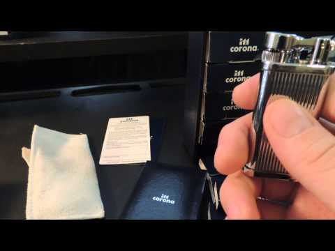Corona old boy lighter review