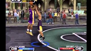 NBA Ballers Gameplay (PS2)