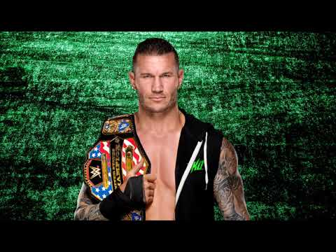 WWE: Randy Orton Theme Song [Voices] + Arena Effects (REUPLOAD)