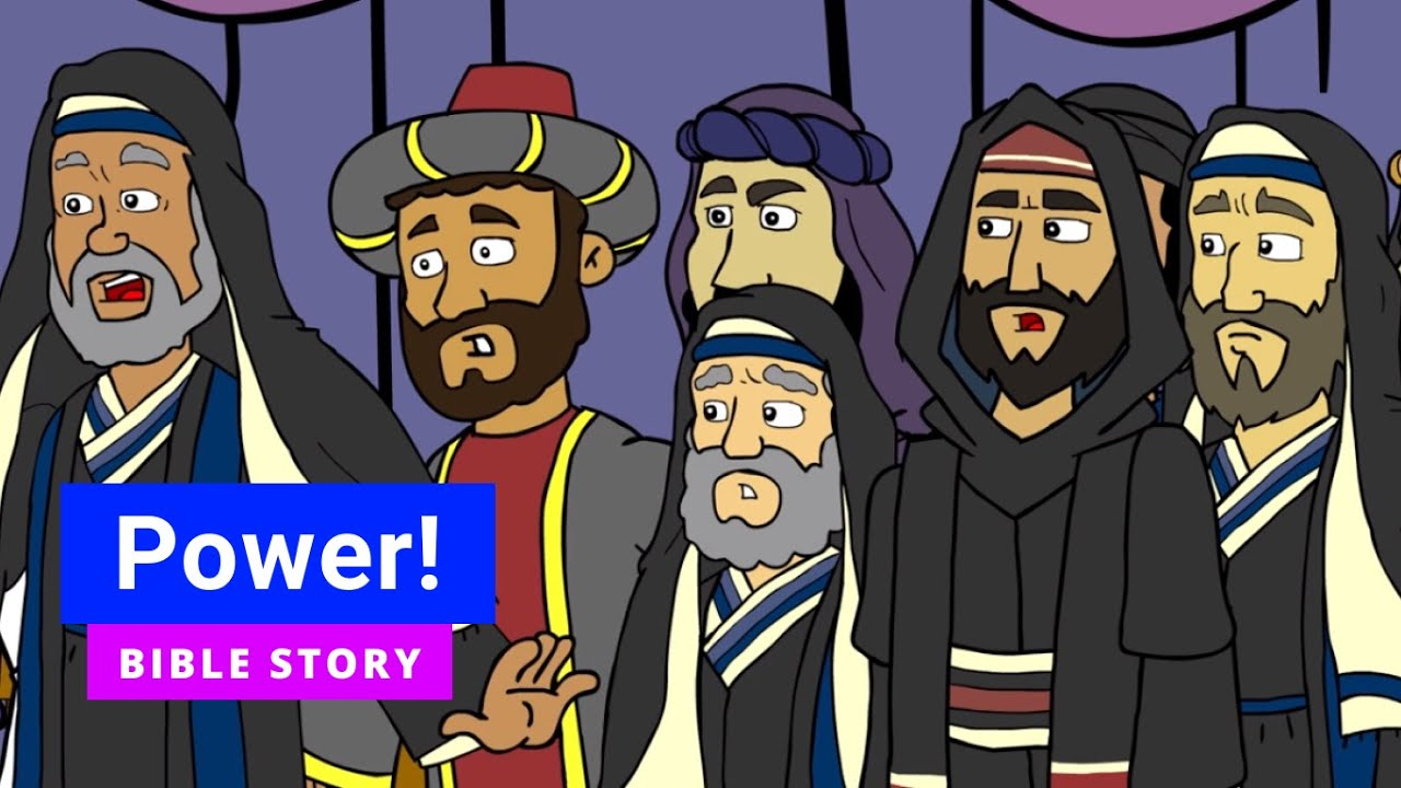 "Primary Year B Quarter 3 Episode 1 ""Power!"""
