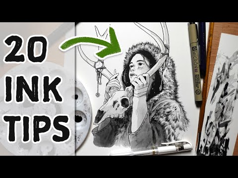 20 INK Tips