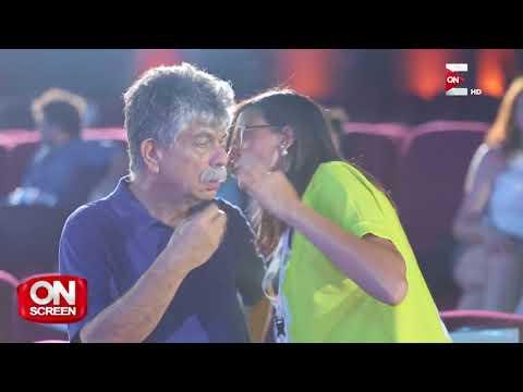 On Screen - اللقاء الكامل مع فريق عمل ومنظمي مهرجان الجونة السينمائي  - 14:20-2017 / 10 / 15