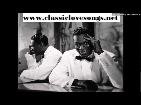 WHEN I FALL IN LOVE  NAT KING COLE  Classic Love Songs  50s Music