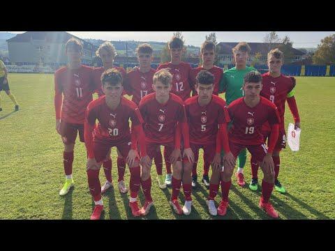 ZÁZNAM: Česká republika U16 - Slovensko U16 3:0