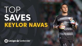 Keylor Navas: Paradones con el Levante UD y el Real Madrid en LaLiga Santander