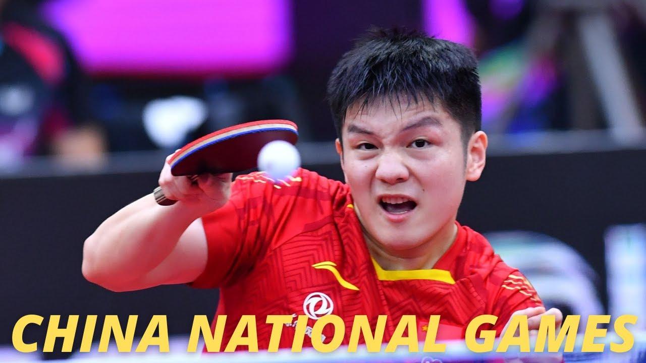 Download Fan Zhendong vs Wang Zhicheng   2021 China National Games