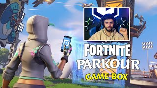 Fortnite Parkour With Sakuva | GameBox | ماپێک لەسەر دەریا