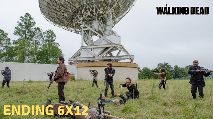 the walking dead ep 12 not tomorrow yet end