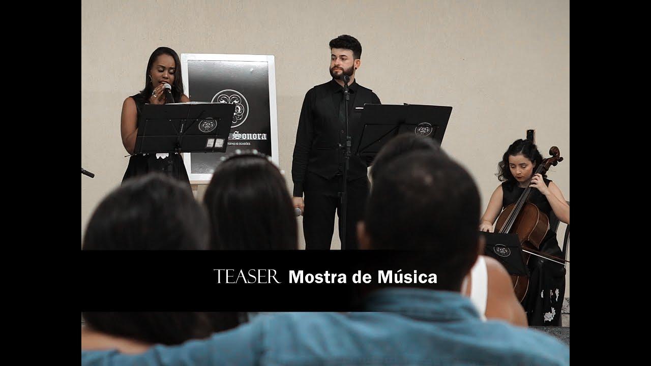 Sexteto Sonora   Teaser - Mostra de Música para Casamentos