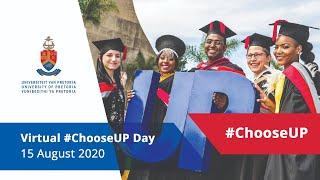 Virtual #ChooseUP Day 2020