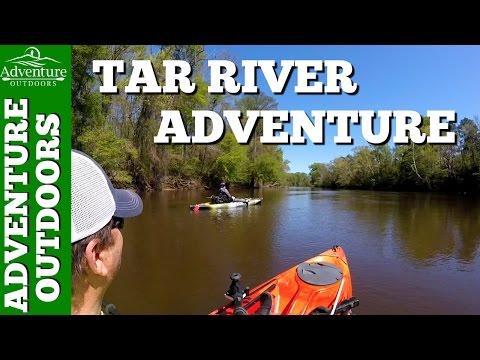 Kayak Fishing ~ Tar River Adventure ~ Greenville, NC