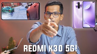 Redmi K30- 4G/5G Launched! Everything you need to know! RedmiBook 13 launched!