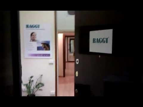 Milano downtown BAGGI business office and Head Quarter