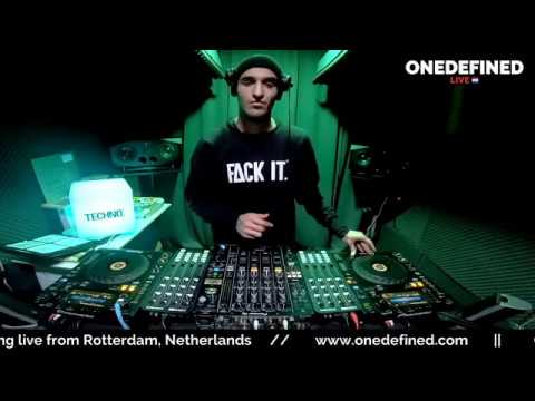 ONEDEFINED Live (2020) 144bpm