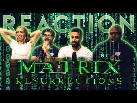 Download Matrix 4 Resurrections - Official Trailer - Group Reaction