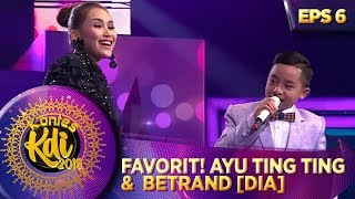 Betrand ft. Ayu Ting Ting - Dia MP3