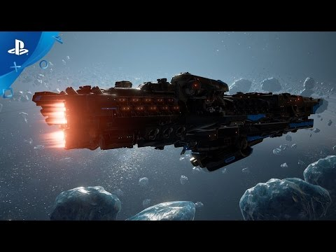 Dreadnought - PlayStation Experience 2016: Announcement Trailer | PS4