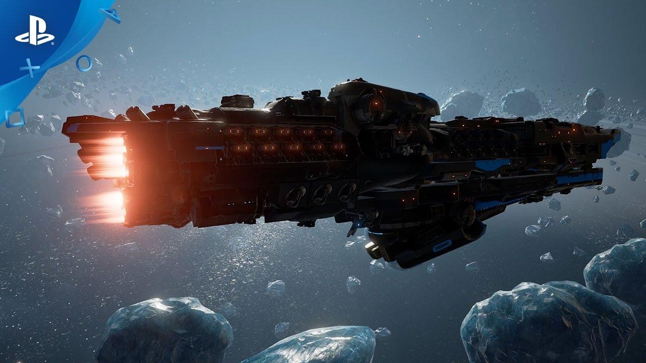 Dreadnought PS4 Announcement Trailer