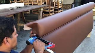 Head Roll Booth Joses Custom Upholstery