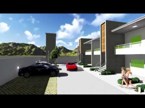 Condomínio Casas Jardins em Juazeiro do Norte