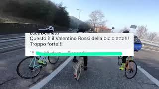 commenti Memorabili video Priest Graziella vs Cyclist