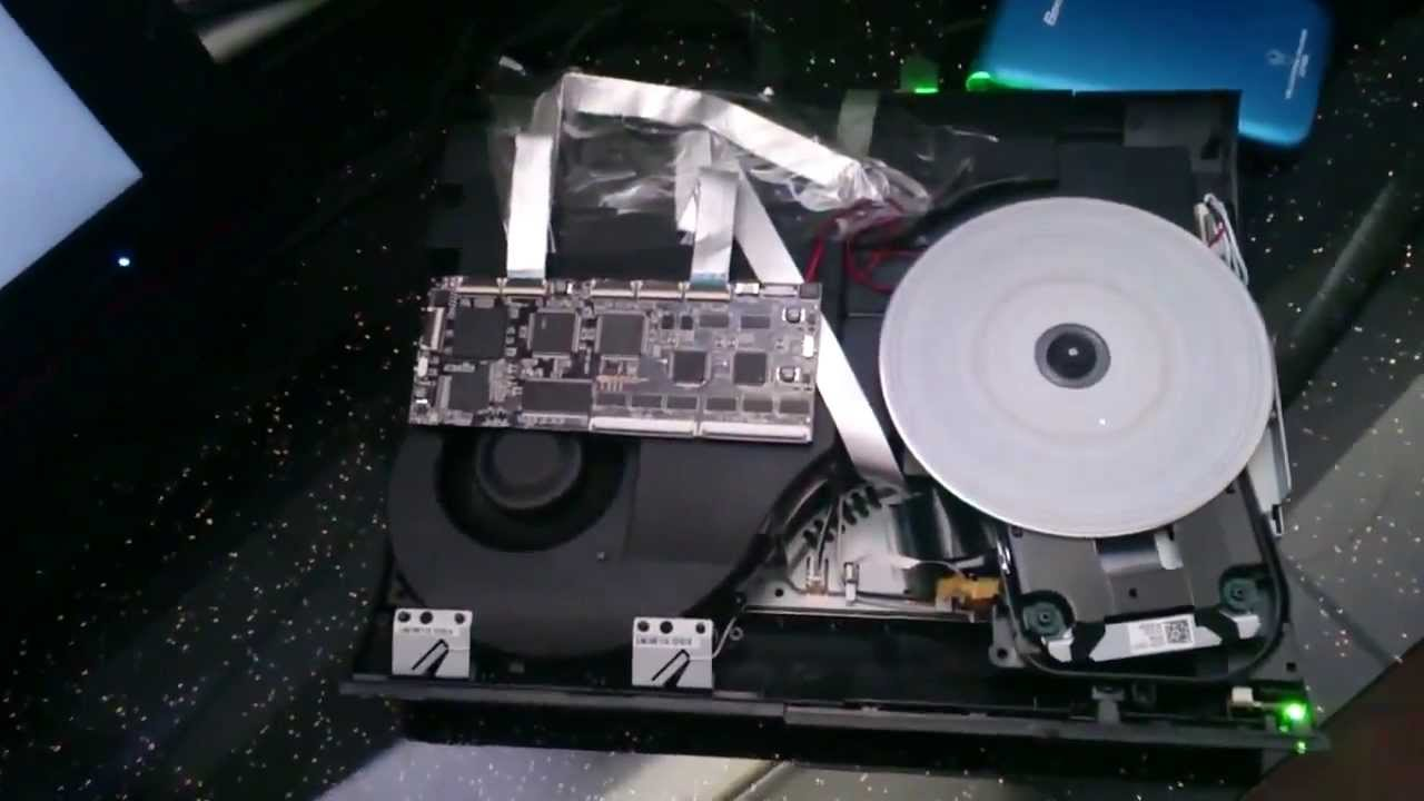 PS3 Super Slim 4.55 and newer how to work Cobra ODE SWAP Disk .