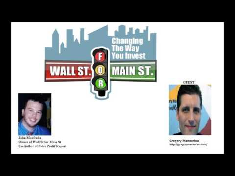 Gregory Mannarino- The Paper Manipulation, Market, and Money game is Finished
