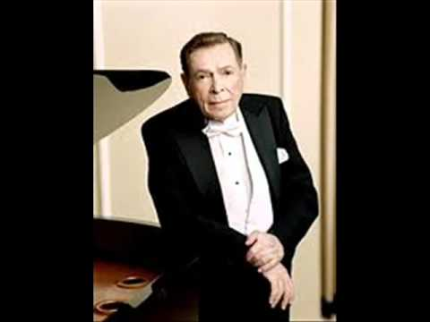 """Abbey Simon plays Albeniz-Godowsky """"Triana"""""""