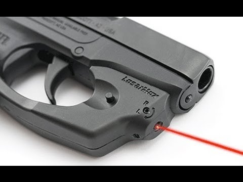 Ruger LCP 380 With LaserMax Unboxing