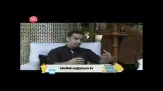 لقاء أحمد القاسم ضمن برنامج شلتنا