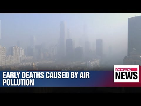 Air pollution more deadly than smoking, causing 8.8 million early deaths globally each year: Study