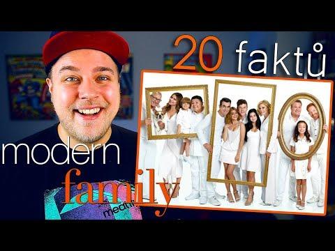 20 FAKTŮ - Taková Moderní Rodinka