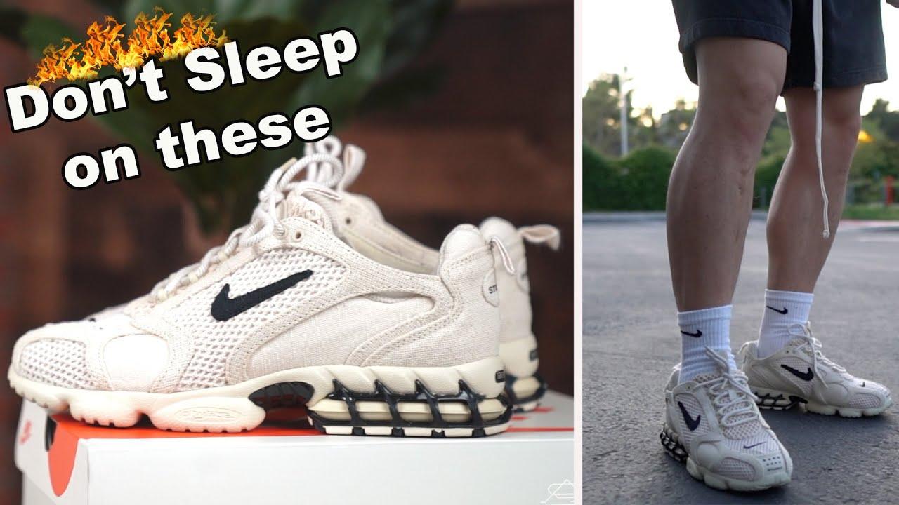 Nike x Stussy Spiridon - THESE SNEAKERS
