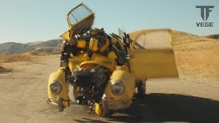 Bumblebee 2018 | ALL TRANSFORMATIONS