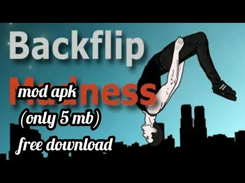 (Only 5 Mb) How To Download Backflip Madness (mod + Free)